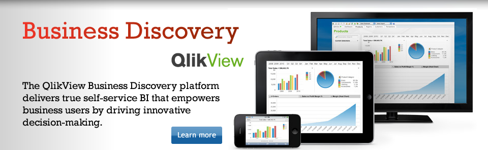 Business Discovery with QlikView